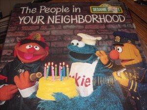 sesame street people in your neighborhood
