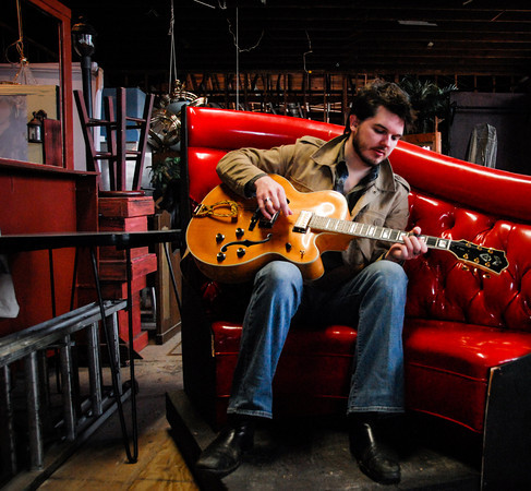 """Adam James Longs For A Song """"Sweet, Soft, Sad, Slow,Southern"""""""