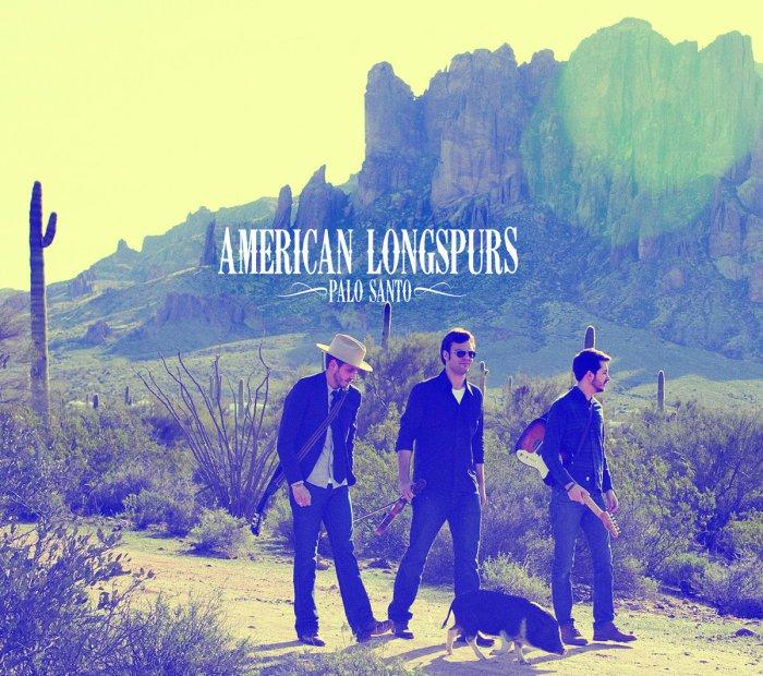 American Longspurs Palo Santo album cover