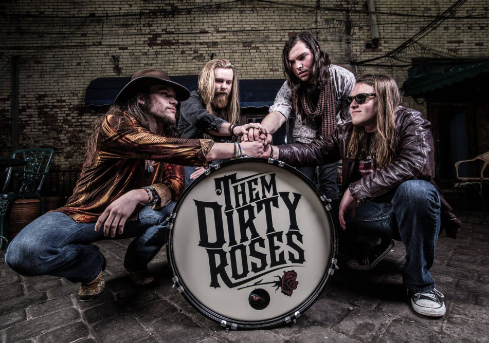Album Recommendation: Trouble – Them Dirty Roses